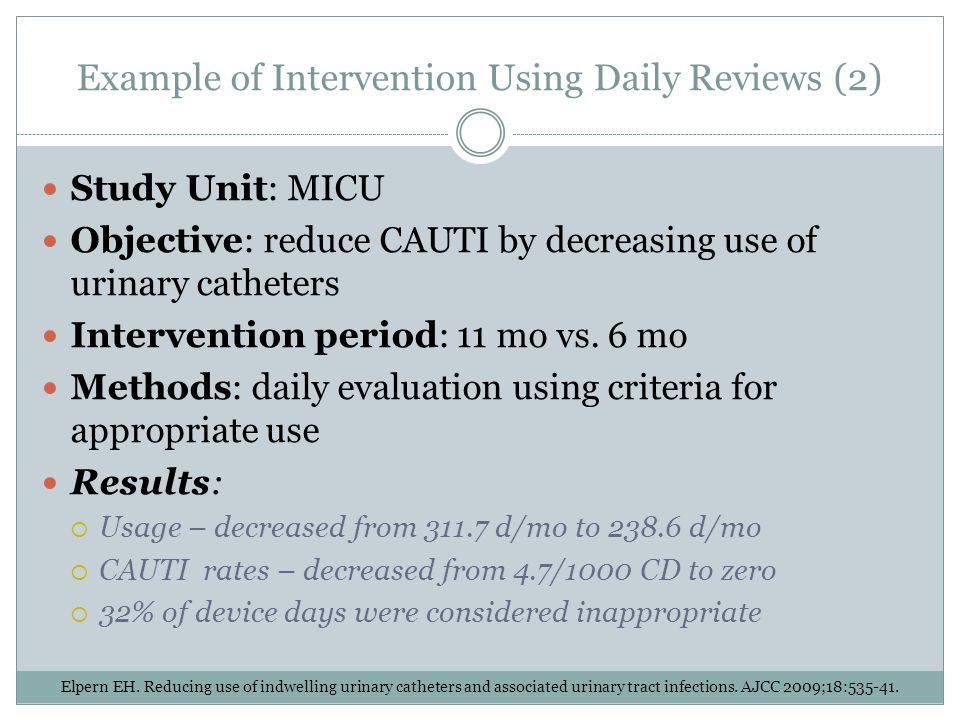 Example of Intervention Using Daily Reviews (2)