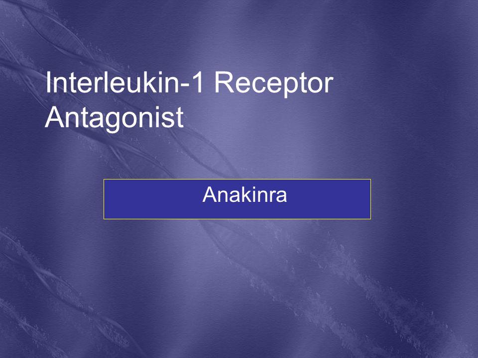 Interleukin-1 Receptor Antagonist
