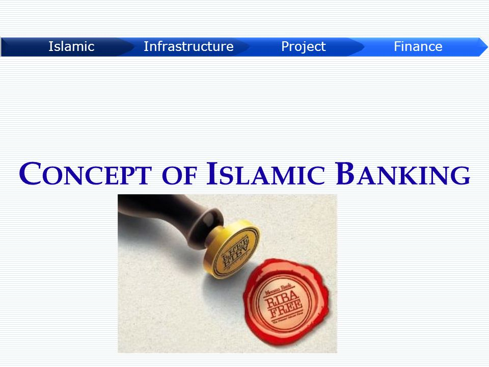 Concept of Islamic Banking