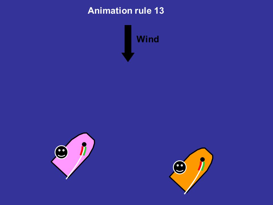 Animation rule 13 Wind