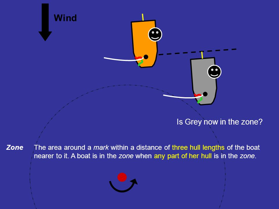 Wind Is Grey now in the zone