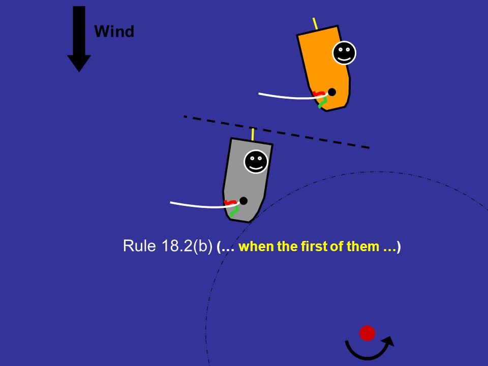 Rule 18.2(b) (… when the first of them …)