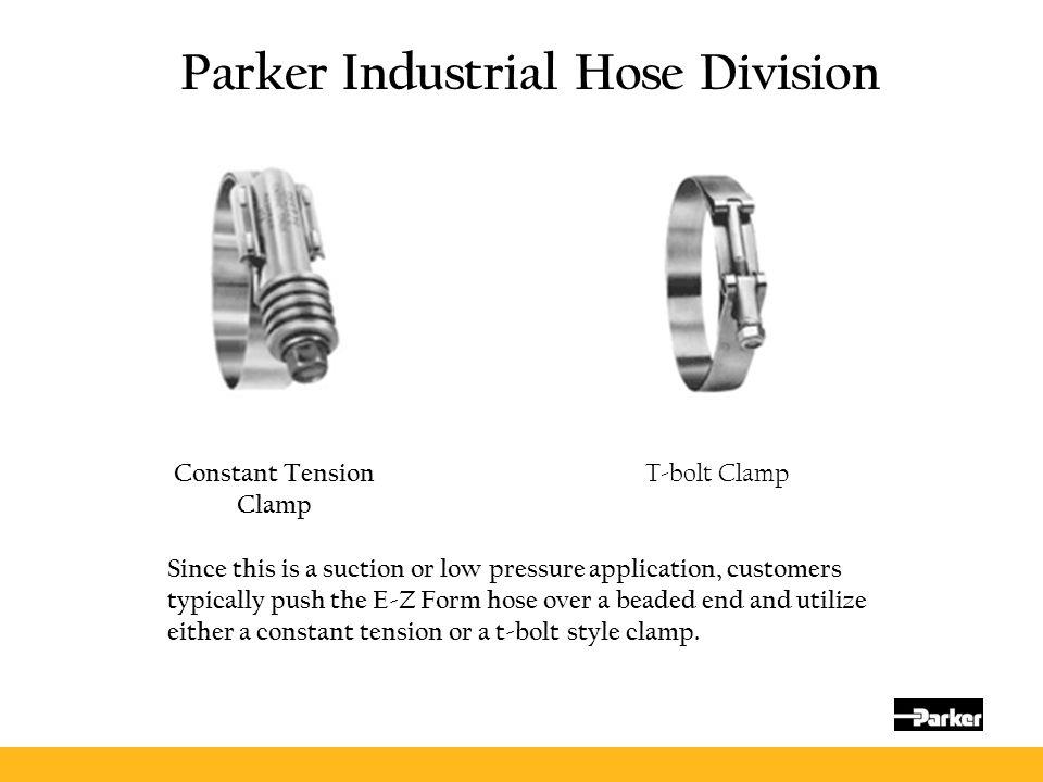 Parker Industrial Hose Division