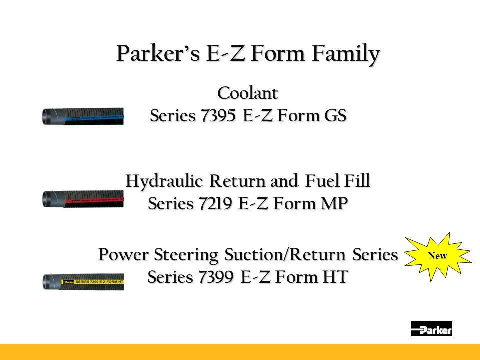 Parker's E-Z Form Family