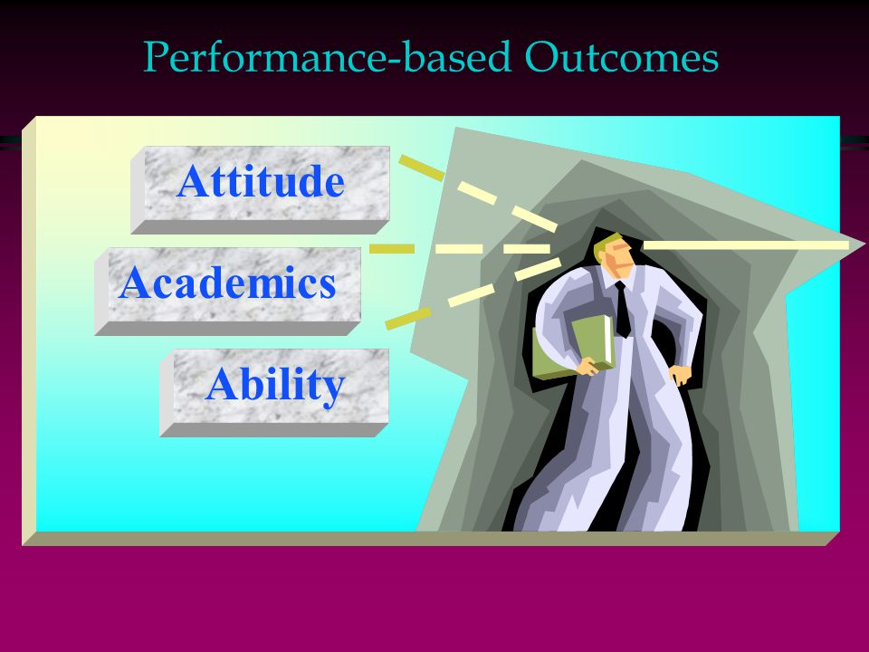 Performance-based Outcomes