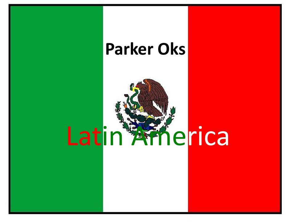 Parker Oks Latin America