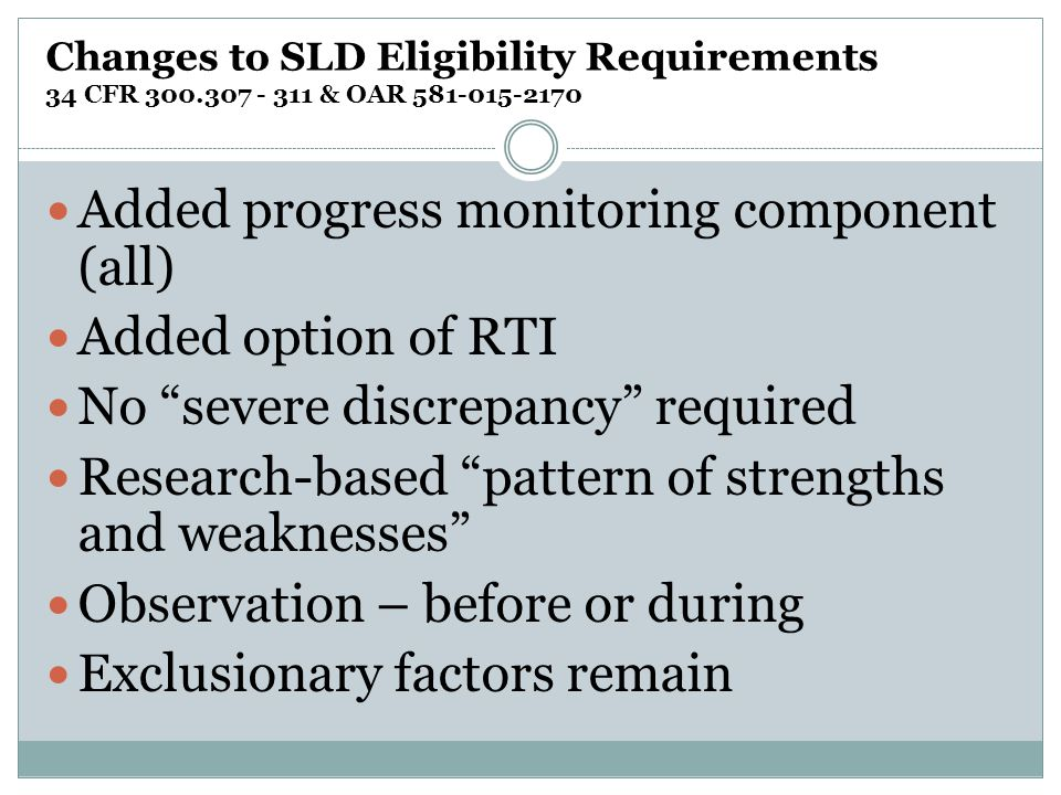 Added progress monitoring component (all) Added option of RTI
