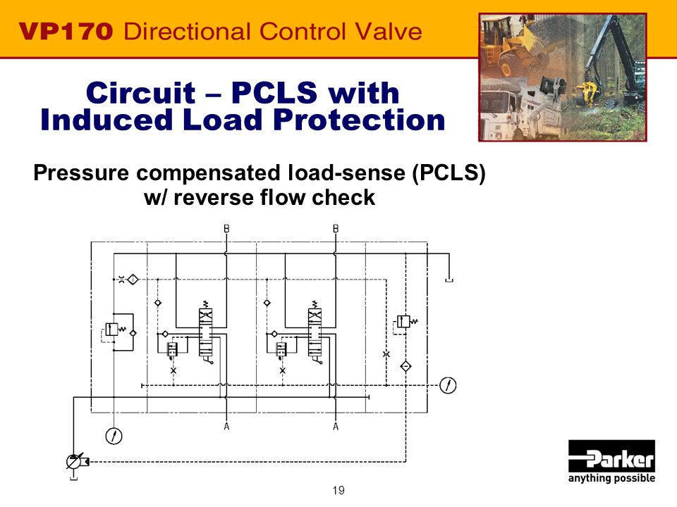 Circuit – PCLS without Induced Load Protection