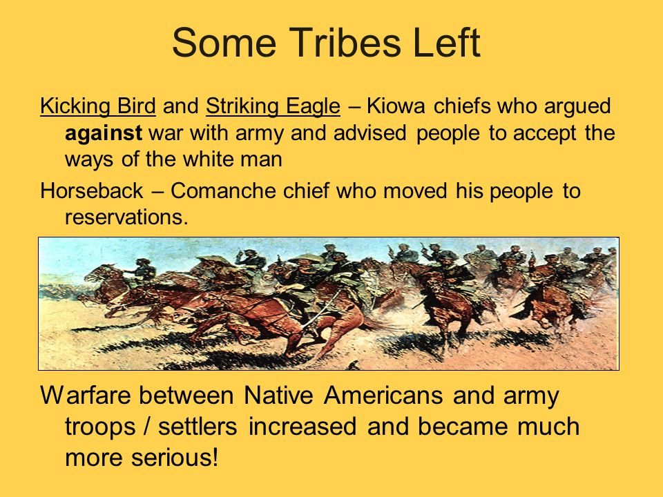 Some Tribes Left