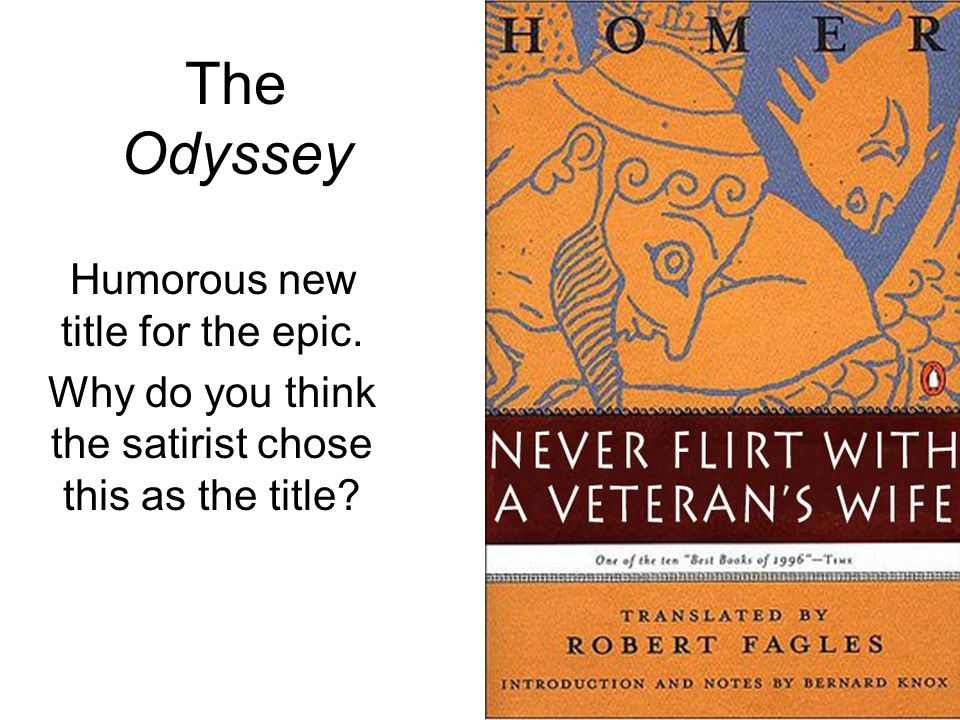 introduction to odyssey essay Furthermore, for a long essay on the odyssey, consider the nature of father and son relationships in the odyssey by homer and consider this essay topic in the context.