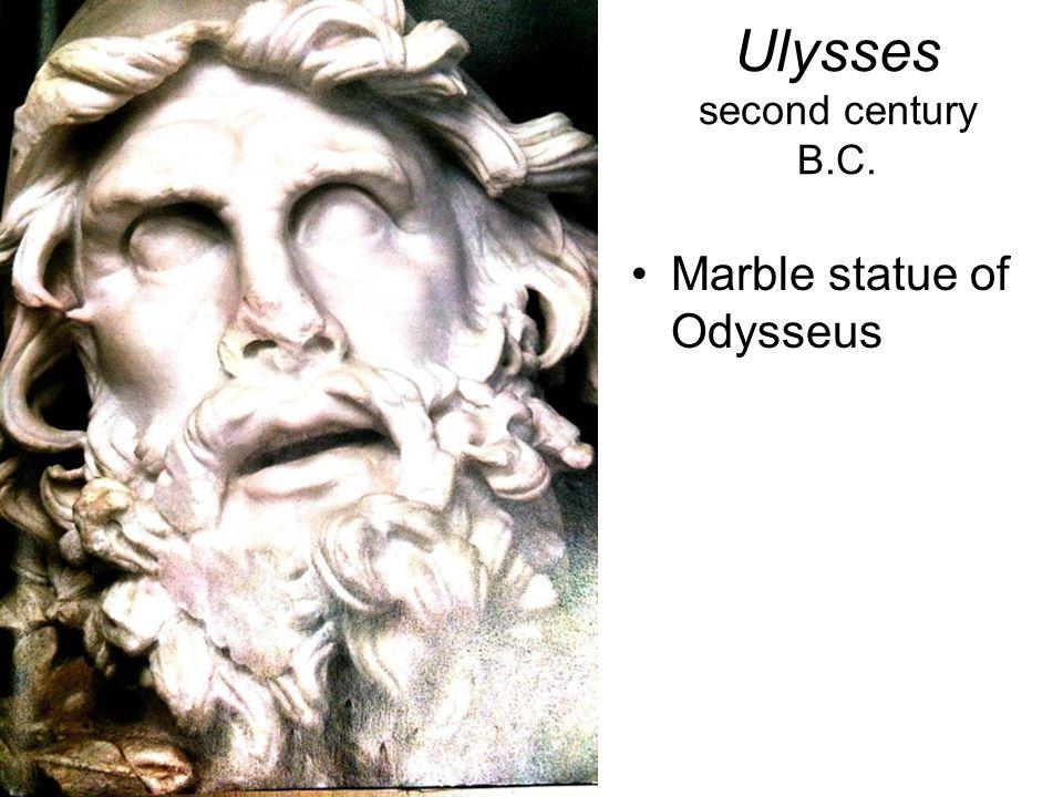 Ulysses second century B.C.