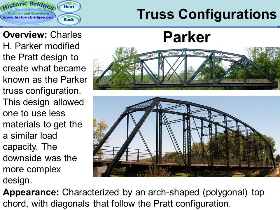 Truss Configs - Parker Parker Truss Configurations
