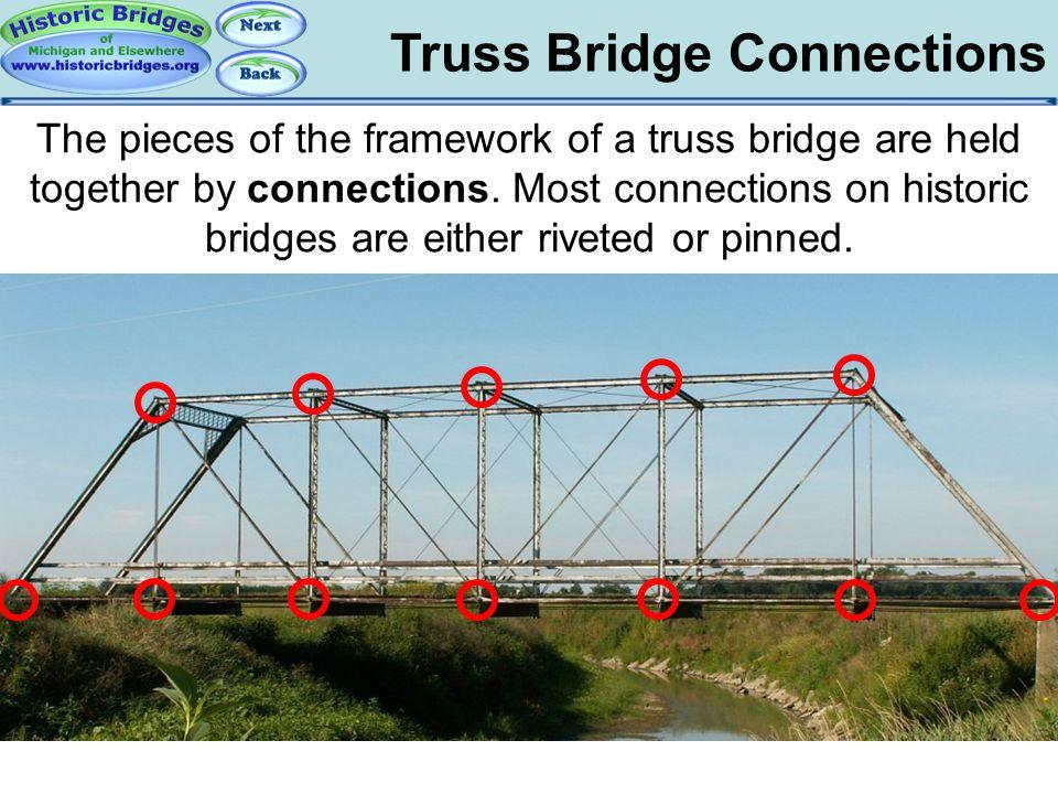Truss Bridge Connections