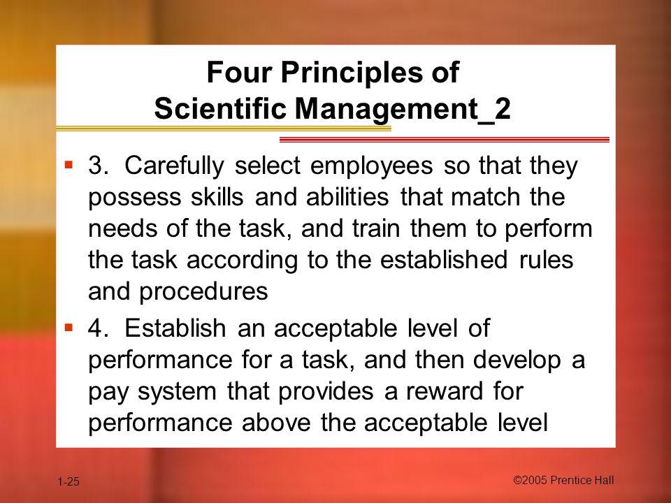 Four Principles of Scientific Management_2