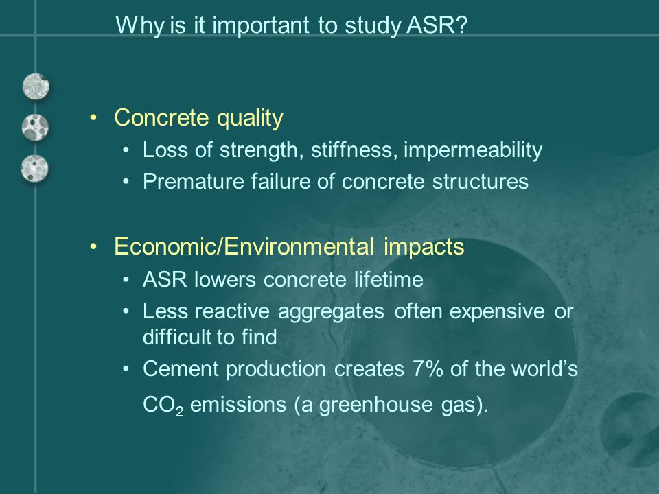Why is it important to study ASR