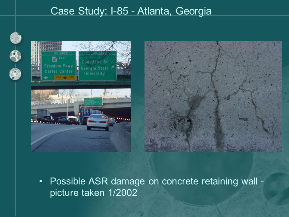 Case Study: I-85 - Atlanta, Georgia