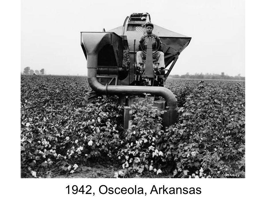 1942, Osceola, Arkansas