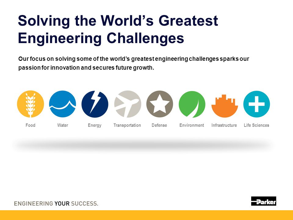 Solving the World's Greatest Engineering Challenges