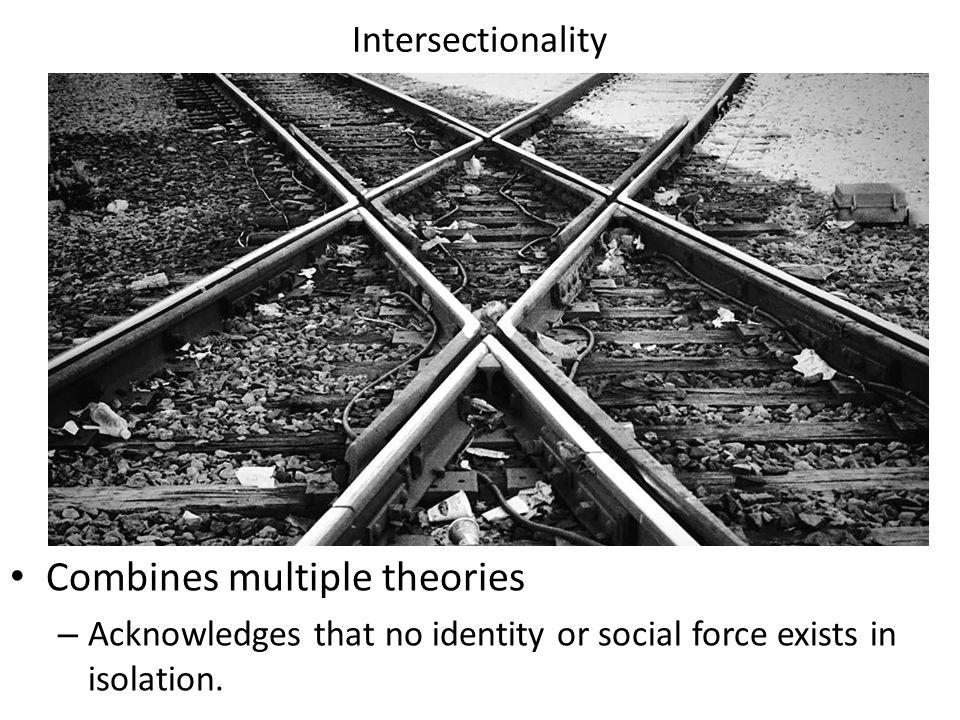 Combines multiple theories