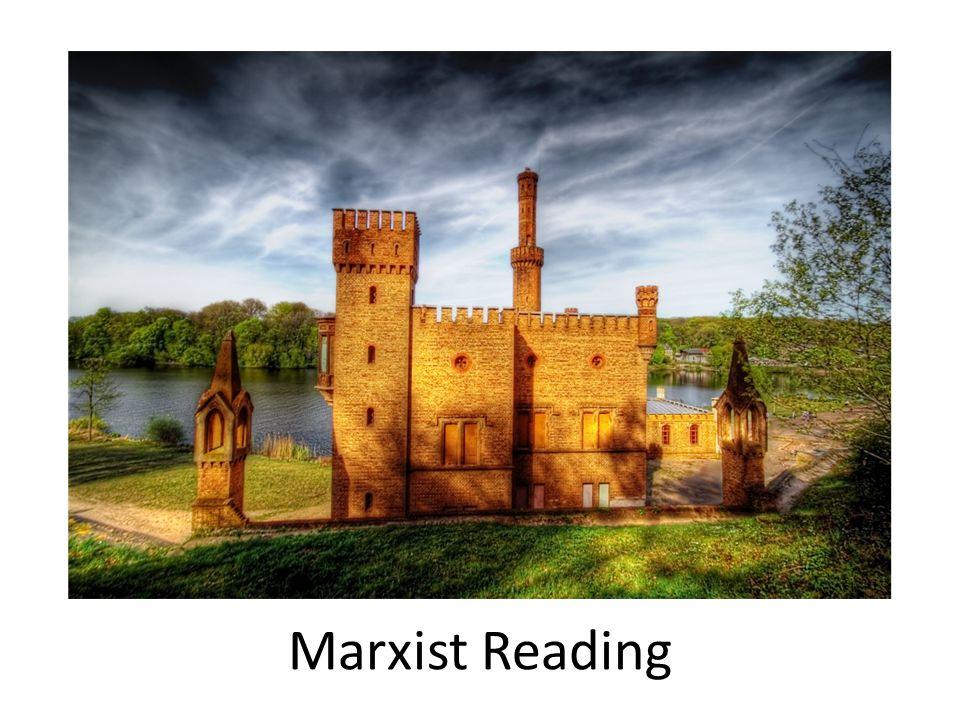 Marxist Reading