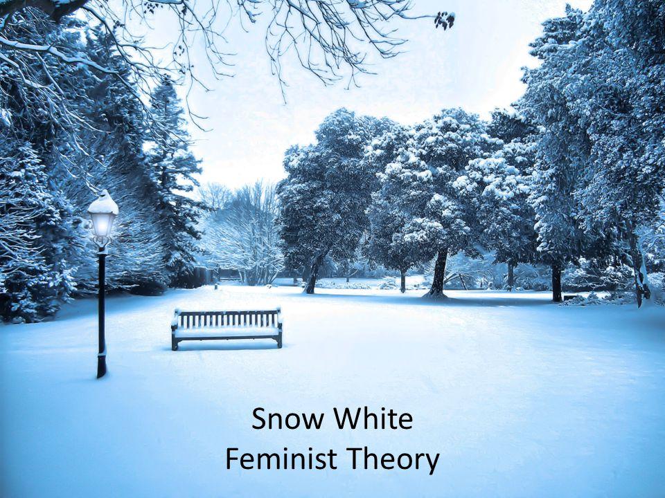 Snow White Feminist Theory