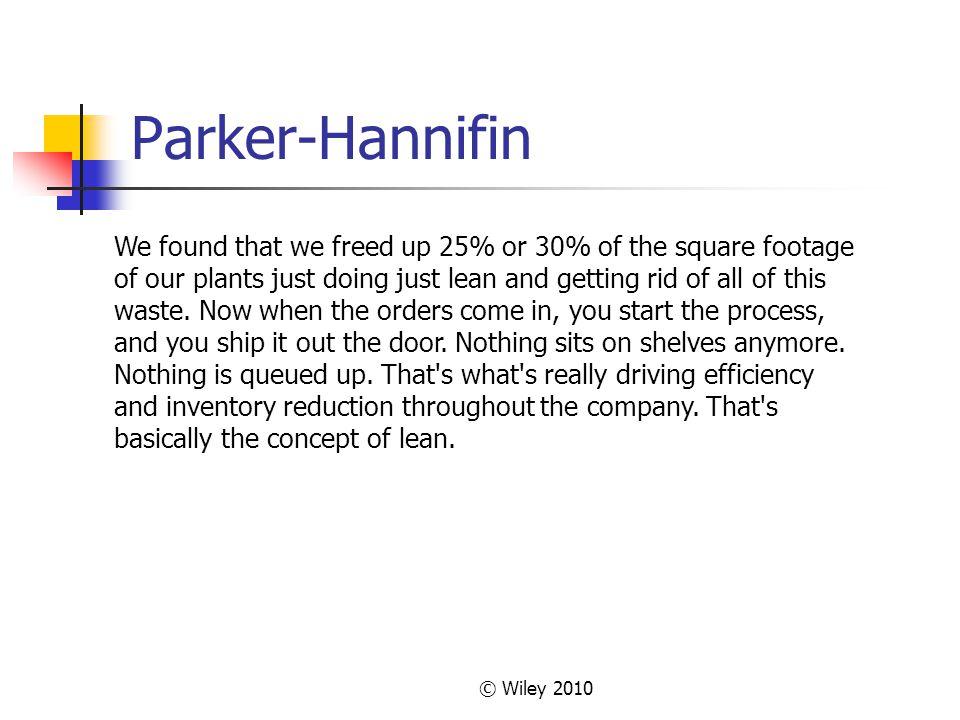 Parker-Hannifin