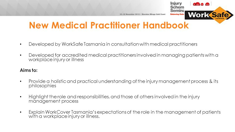 New Medical Practitioner Handbook