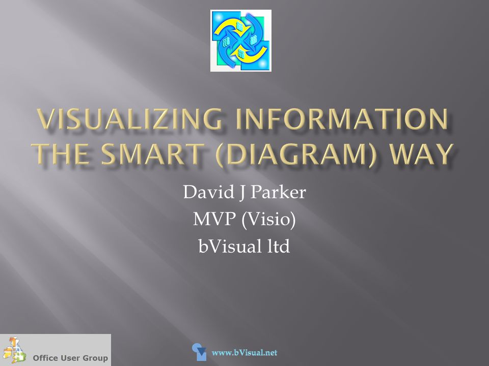 Visualizing Information the Smart (Diagram) Way