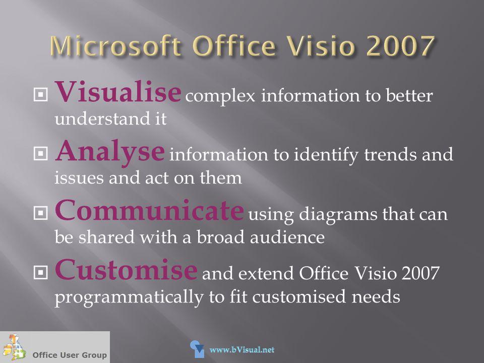 Microsoft Office Visio 2007