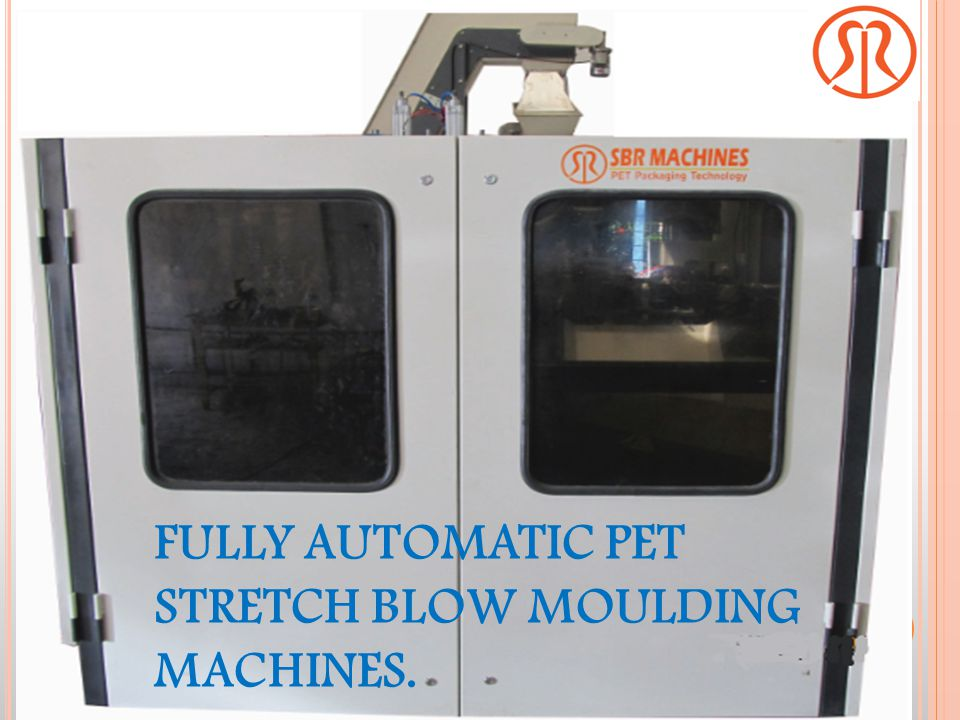 FULLY AUTOMATIC PET STRETCH BLOW MOULDING MACHINES.
