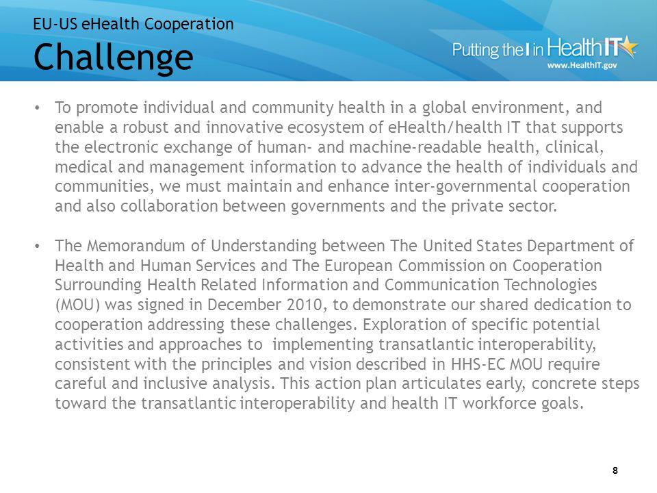 eHealth/Health IT Workforce Scope Statement