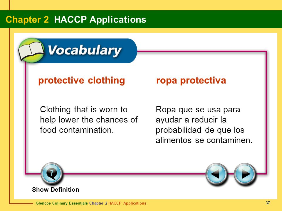 protective clothing ropa protectiva
