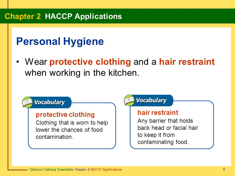 hygiene and protective clothing Industrial hygiene fact sheet 10 --chemical protective clothing and footwear chemical protective clothing: special chemical protective clothing (cpc) such as coveralls, aprons, head covers, shoes, and boots can be used to protect parts of the body potentially exposed to chemicals.