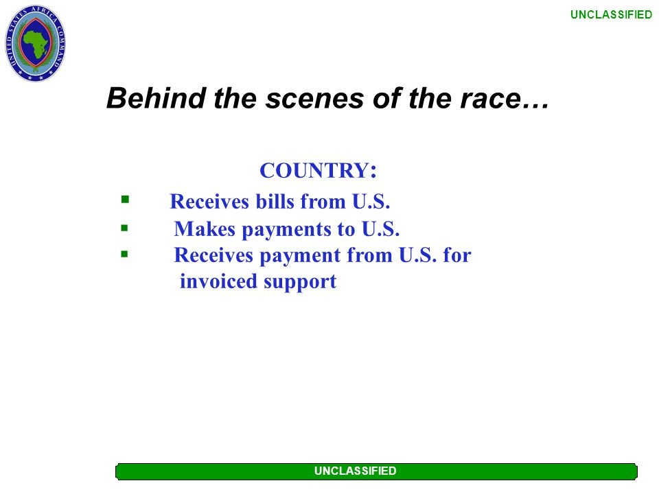 Behind the scenes of the race…