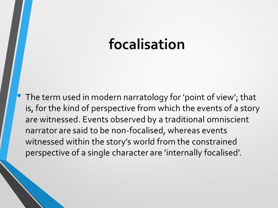focalisation