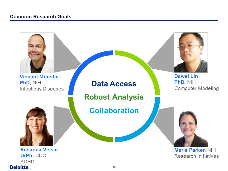 Data Access Robust Analysis Collaboration