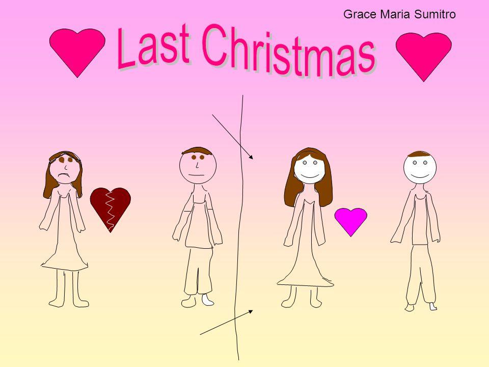 Grace Maria Sumitro Last Christmas