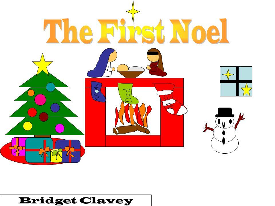 The First Noel Bridget Clavey