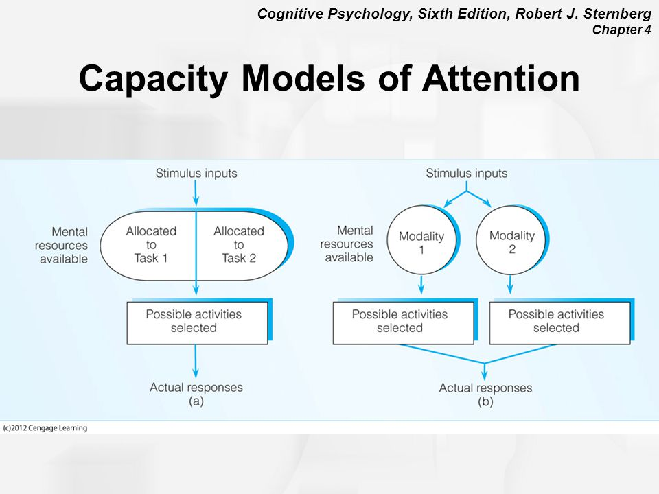 Capacity Models of Attention