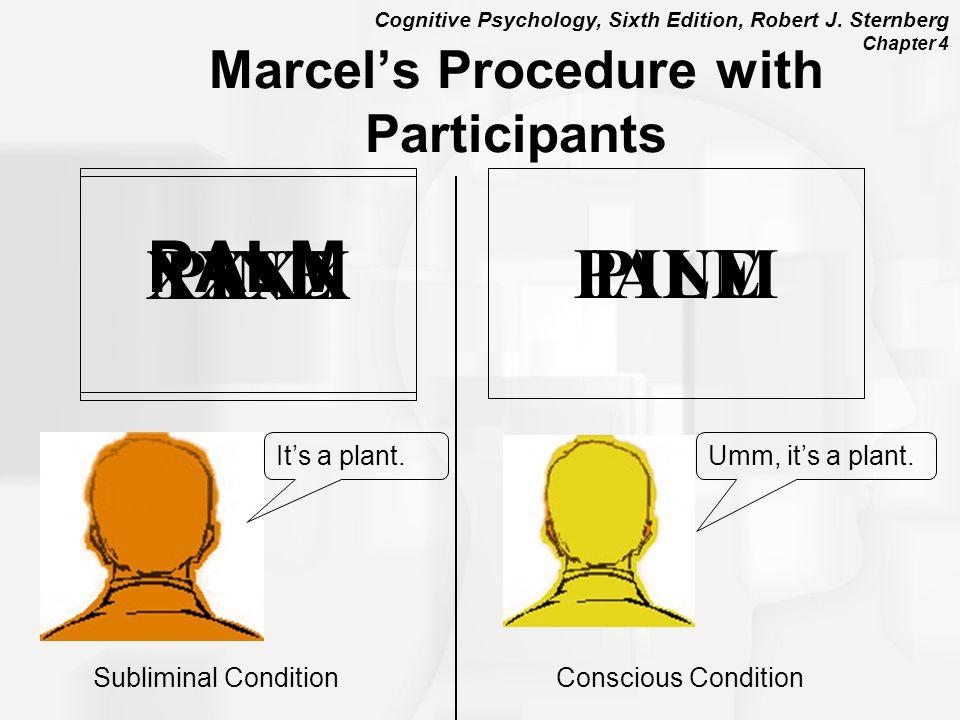 Marcel's Procedure with Participants