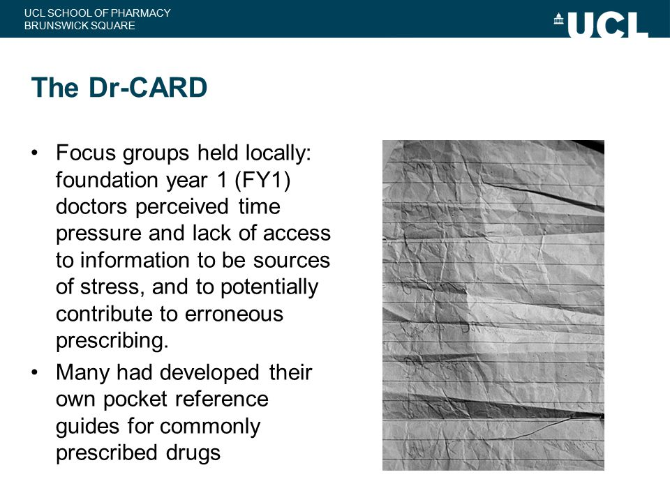 The Dr-CARD