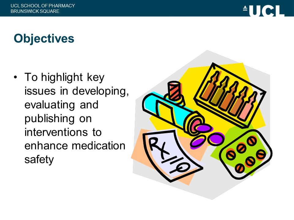 Objectives To highlight key issues in developing, evaluating and publishing on interventions to enhance medication safety.