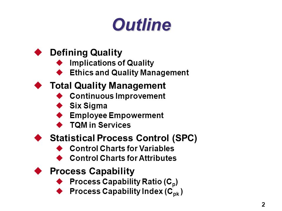 implication of total quality management tqm Prospective students who searched for total quality management training and education program info found the links, articles, and information on this page helpful.