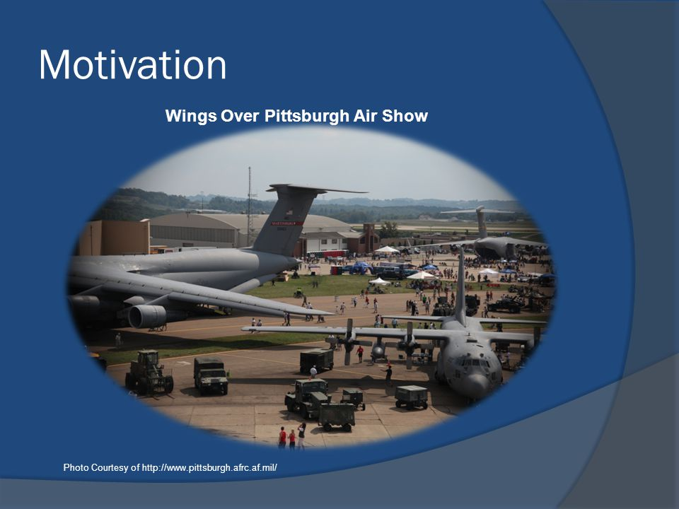 Motivation Wings Over Pittsburgh Air Show