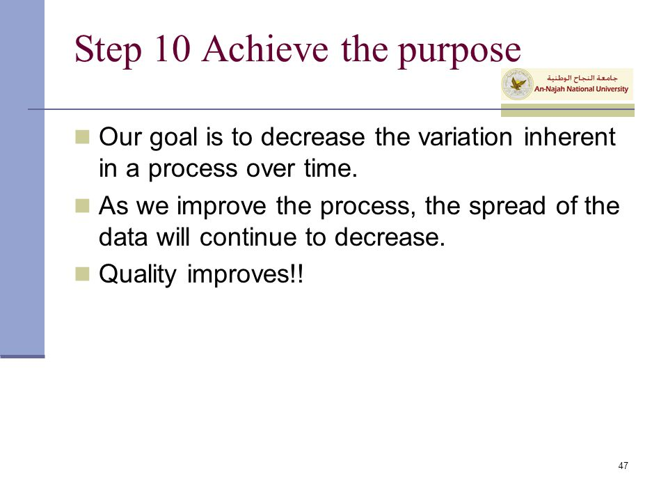 Step 10 Achieve the purpose