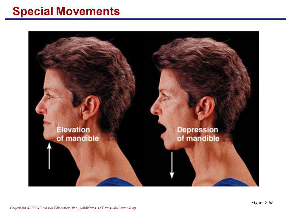 Special Movements Figure 8.6d
