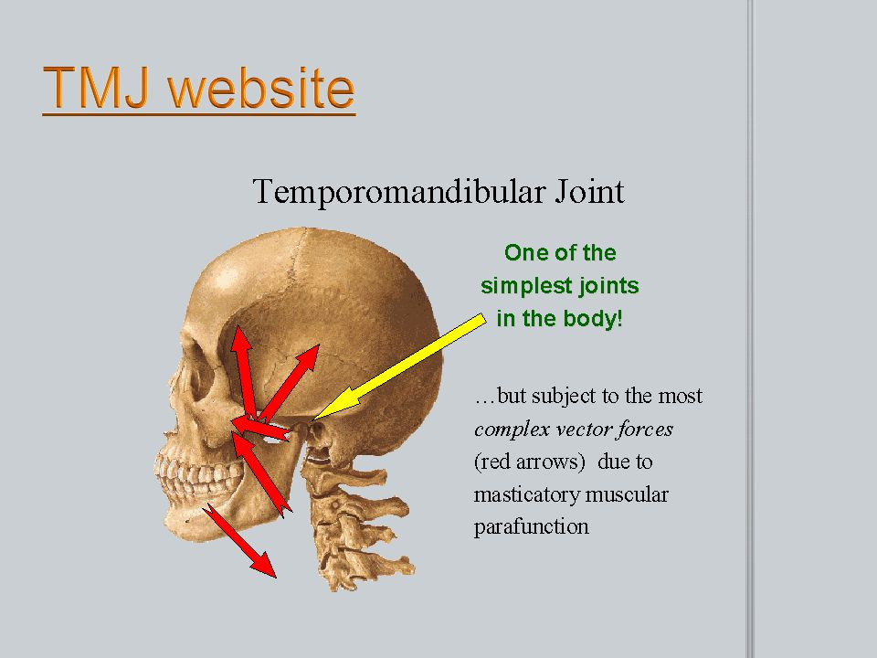 TMJ website