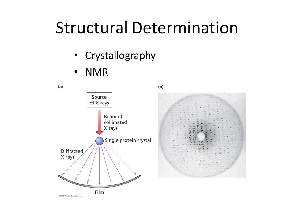 Structural Determination