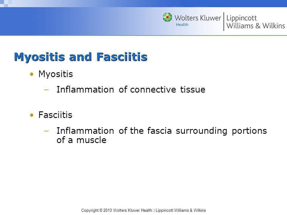 Myositis and Fasciitis