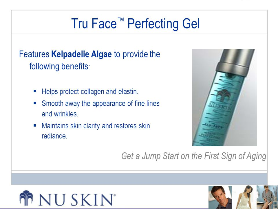 Tru Face™ Perfecting Gel